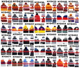 Wholesale Beanie Hats Knitting Patterns Free - 2017 TEAM Football Beanies Brand Fashion Knitted Caps Men and Women Sports Beanies hot Hats Casual Headwear New Pattern Beanies