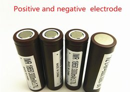 Wholesale Wholesale Batteries China - HG2 18650 forLG Battery 3000mAh 35A MAX Rechargable Lithium Batteries For LG Cells VS HE2 HE4 Batteries From china