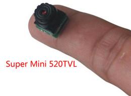 Caméra audio haute résolution Super Mini 520TVL 0.008lux ? partir de fabricateur