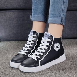 Wholesale Cheap Sexy Ankle Boots - New Fashion sexy women's ankle boots high heels Punk platform Cheap Women autumn boots ladies shoes 611