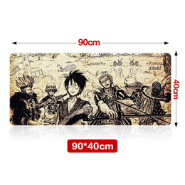 Wholesale Silicone Mouse Pads - Wholesale- Large Size 900*400*3MM One Piece Speed Game Mouse Pad Mat Laptop Gaming Mousepad