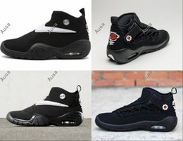 Wholesale Baseball Signature - 2017 Top quality Airs Shake Ndestrukt Rodman Retro Basketball Shoes for 880869-001 Fashion Dennis Signature Casual Sports Sneakers US 7-12