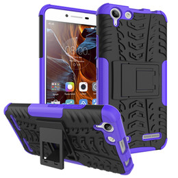 Wholesale silicone vibe - For Lenovo Vibe K5 K5 Plus Lemon3 Case Heavy Duty Armor Shockproof Hybrid Hard Silicone Rubber Cover For Lenovo Vibe K5 K5 Plus