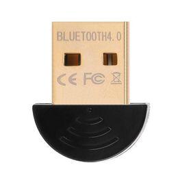 2019 obd2 ford vcm ids Mini USB Bluetooth V 4.0 Dual Mode Sem Fio Adaptador Dongle Bluetooth CSR 4.0 USB 2.0 / 3.0 Para