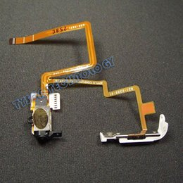 Ремонт домкратов онлайн-для iPod Classic 6 6 6-го поколения наушников аудио разъем запасные части ремонт Бесплатная доставка