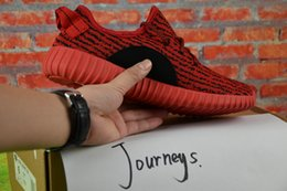 Wholesale Authentic Soccer - 2017 Wholesale 350 Boost Online Kanye West 350 Boost Low Authentic Basketball Shoes Top 350 Boost Running Shoes Sneaker Shoes With Box