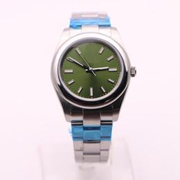 Wholesale Military Royal - Rolix New luxury mechanical watch men 40mm OYSTER AAA replicas model PERPRTUAL diamond military men sport watches clock royal oaks 08