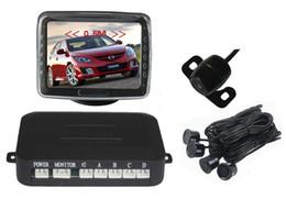 Камера заднего вида 3.5 онлайн-Автомобильная камера заднего вида интеллектуальная система помощи при парковке pz602 3.5 Inch 4: 3 Цифровая панельная камера Pixal 648 * 488 Free DHL