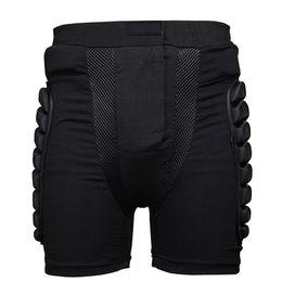 Wholesale Padded Snowboard Pants - Wholesale- Winter Sports Skiing Shorts Protective Hip Bottom Padded Amour for Ski Snow Skate Snowboard Pants Protection