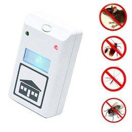 2019 dossier de blanchisserie Répulsif antiparasitaire Lutte antiparasitaire Répulsif antiparasitaire Aide contre la souris, le rat et les insectes avec veilleuse intégrée