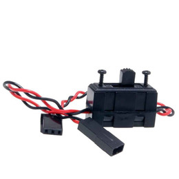 Wholesale Rc Cars Off Road - RC HSP 02050 On-OFF Battery Case For HSP1:10 Nitro On-Road Car Buggy Truck