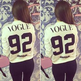 Canada Vogue 92 Veste imprimée Outwear Manteau court Veste Bomber Casual Blouson Chaquetas à manches longues cheap american baseball jackets women Offre