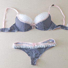 8859eb04ad Beautiful Lingerie Brand Womens Underwear Lingerie Cute Bra Set Matching Sexy  Bra and Panty Sets for Women