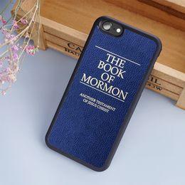 Le livre de Mormon La Bible de Jésus-Christ avec étuis pour iPhone 6 6S Plus 7 7 Plus 5 5S 5C SE 4S ? partir de fabricateur