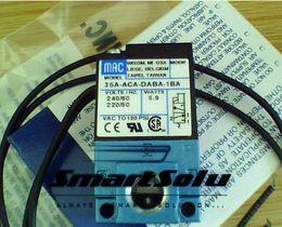 válvula de bola de latón Rebajas Máquina de moldeo por goteo tipo MAC Máquina dispensadora Válvula de alta frecuencia con silenciador de latón 35A-ACA-DABA-1BA