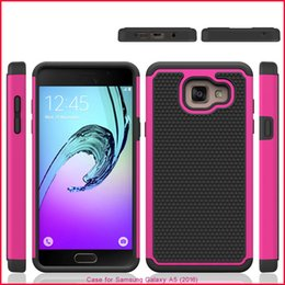 Wholesale Note Mesh - Shockproof 2 in 1 Rugged Mesh Rubber Case Football Skin Silicone Case Cover For Samsung Note 5 S6 Active Galaxy J1 J5 J7 A5 A7 Mega 2