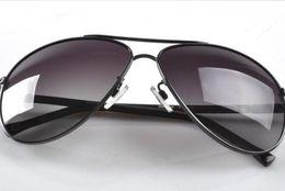 Wholesale Sunglasses Per - New hipster sunglasses polarized Fashionable Style alloy black Quantity 1Sales model: mix order items per lot