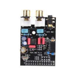 Freeshipping Raspberry pi 2 Interface I2S Especial Módulo de Placa de Som de Áudio HIFI DAC de