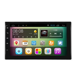 "Wholesale Dvd Wifi - 7"" Android Car DVD Multimeida GPS Navi Radio BT Phonebook WIFI 3G OBD DVR Mirror Screen Steering Wheel Control Quad Core 1G RAM 16G ROM"