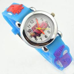 Relógios dos desenhos animados para crianças Meninos e meninas aplaudiram silicone geléia relógio anel relógio de Fornecedores de hello kitty colares conjunto