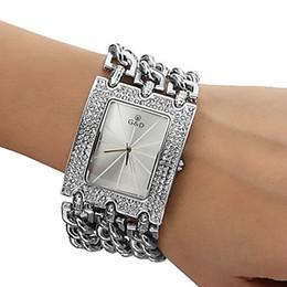 Wholesale Jade Bracelet Watch - wrist quartz watch 2017 GLE&VDO Fashion Party Women es Bracelet Watch Ladies Watch Quartz Men Women Unisex Dress Wristwatch Free Ship