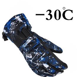 Wholesale Children S Motorcycles - New Men's Ski Gloves Snowboard Gloves Motorcycle Riding Winter children ski Gloves Windproof Waterproof Unisex Snow