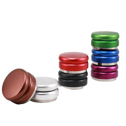 Wholesale steel coffee tamper - Macaroon Stainless Steel Coffee Tamper Coffee powder Pressure Hammer Powder wholesale free shipp by express to most countries