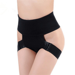 Wholesale Shaper Panties Booster - shapewear for buttocks Women Butt Lifter Control Panties Tummy Lift Booster Booty Buttock Enhancer Body Shaper Slimming Underwear Adjustable
