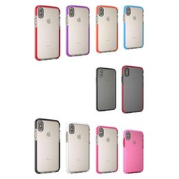 Wholesale Wholesale Mesh Bag - For iPhone 8 Clear Mesh Case Soft TPU Cover Colorful Material with Retail Bag 50pcs up