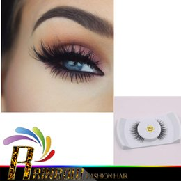 72104b0082f Good price Real Mink False Eye Lashes Mink Individual Fake Eyelashes  Extensions For Makeup Free Shipping