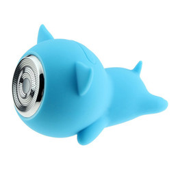 Wholesale Usb Sound Input - New Flying Piggy Hero Portable Stereo Waterproof Bluetooth Speaker With TF Card and Audio Input Function For Smartphone and PC.