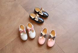 обувь для детей Скидка Новая весна лето осень Детская обувь девушки Принцесса обувь Мода дети один обувь лук-узел повседневная кроссовки