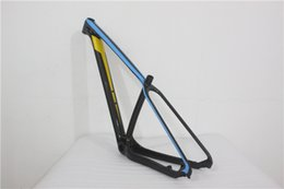 Wholesale Cheap Bicycles China - Hot Sale Cheap China 2016 NEW Painting carbon mountain 29er full carbon bikes MTB 29er carbon bicycle frame