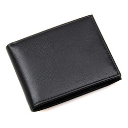 Wholesale Rfid Security - J.M.D Miltifunction RFID Card Case Genuine Leather Men's Credit Card Holder Hot Selling Security Bifold Wallet 8135