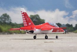 airplane jets Coupons - Wholesale- Freewing Yak 130 Yak-130 70mm edf jet rc airplane model