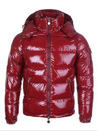 Wholesale Black Mens Fashion Brand Jacket - HOT!Frace Brand Men Casual Down Jacket MAYA Down Coats Mens Outdoor Fur Collar Warm Feather dress Winter Coat outwear JACKETS M066C