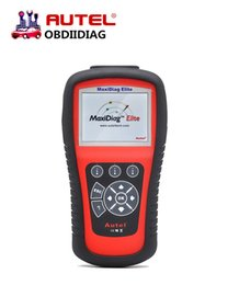 Wholesale Data Stream Reader - Autel Maxidiag Elite MD802 All system +DS Model Full System DS+EPB+OLS+Data Stream DHL free shipping