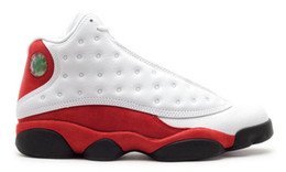 Wholesale Leather Black Men S Boots - Cheap Retro XIII 13 CHICAGO Basketball Shoes Retro + 13s Black Orion Blue Sunstone Athletics Sneakers wholesale Men Sports shoe 13's Boots