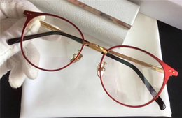 Wholesale Optical Frames Titanium For Woman - Fashion Optical Glasses for Women Round Style Reading Glasses Frame Myopia Prescription Frame High Quality Women Glasses