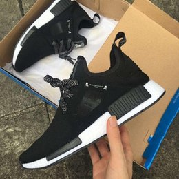 Wholesale Kids Canvas Shoes - NMD XR1 Mastermind Japan NMD MMJ Shoes for Womens Mens and Kids NMD Boost Sneakers On Sale size 36-45 Come With Box