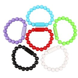 Wholesale Data Sync Pin - Buddha Beads Bracelet Wrist Band 8 pin Sync Data usb Charger line Adapter USB Charging Cable Cord Data Line For Samsung Xiaomi