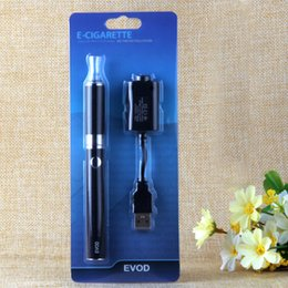 Wholesale Ego T Small - mini evod MT3 blister kit 900mah Ego T battery Small white box packing keypad battery pole Color can be selected Free postage