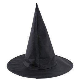6cc994d9e1 harry man Promo Codes - Black Oxford Burst Seal Hood Harry Potter Magic Hat  Halloween Witch