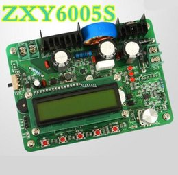 Wholesale Regulated Dc Power Supply Digital - Freeshipping Full CNC constant voltage constant current regulated power supply ammeter voltmeter DC-DC 60V  5A  300W