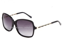 Wholesale Discount Oval Frames - Sunglasses Women Brand designer Oculos de sol high quality best price original box promotional discount new fashion 2017 luxury famous C210