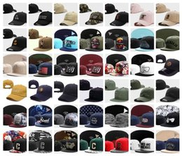Wholesale Wholesale Hats Usa - DHL Free Shipping to USA 2017 New Snapback All Teams Ball Caps Mens Womens Kids Adjustable Hats Size 7-8 More Than 10000+ styles
