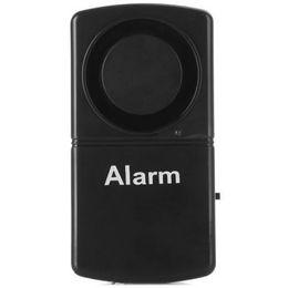 Wholesale Windows Vibration Sensor - Vibration Alarm Home Land Vibration Sensor Doors and Windows Alarm Anti-theft ElectronicEasy Installation Dog