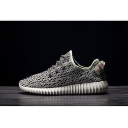 Wholesale Online Winter Sale - 2017 Top Quality Kanye West Boost 350 Wholesale Online For Sale Men's Trainers Sports Shoes Running Shoes With Box Eur 36-46