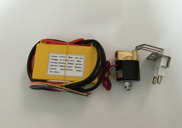 Wholesale High Power Heaters - 110VAC gas ignition transformer unit+spark plug+soleniod valve high power output gas ignition controller for burner and heater