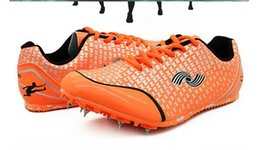 Wholesale Nail Shoes Running - Nail shoes men and women running shoes professional sports nail shoes